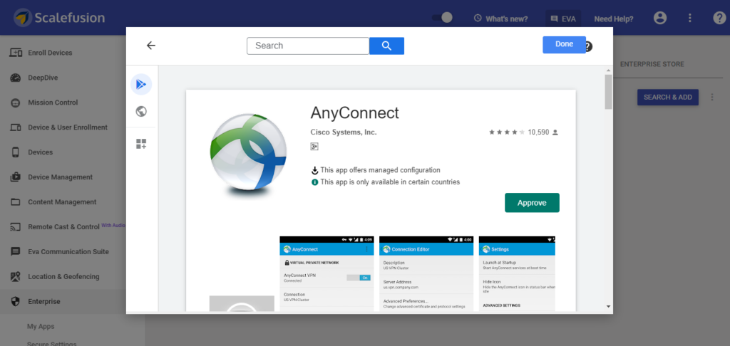 Setup VPN Settings on Android Devices