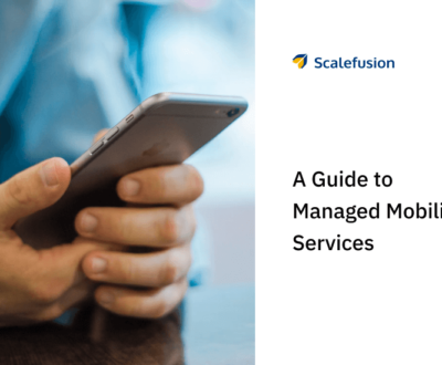 A Guide to Managed Mobility Services