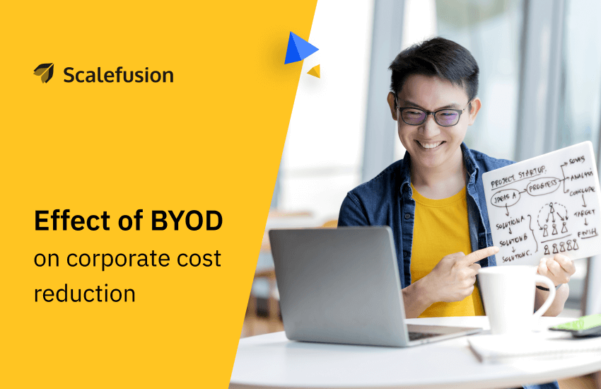 BYOD Implementation: How does it help businesses to economize