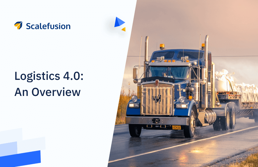 Logistics 4.0 An Overview fb