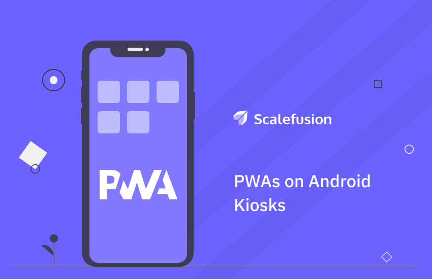 PWA in Kiosk Mode