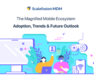 The Magnified Mobile Ecosystem Infographic