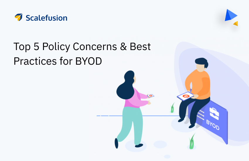 BYOD policy concerns and best practices