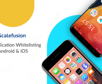 Application whitelisting Android & iOS