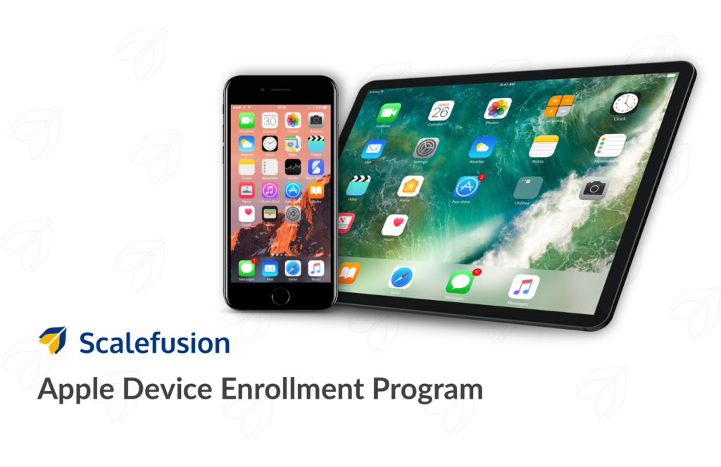 What is Apple device enrollment program