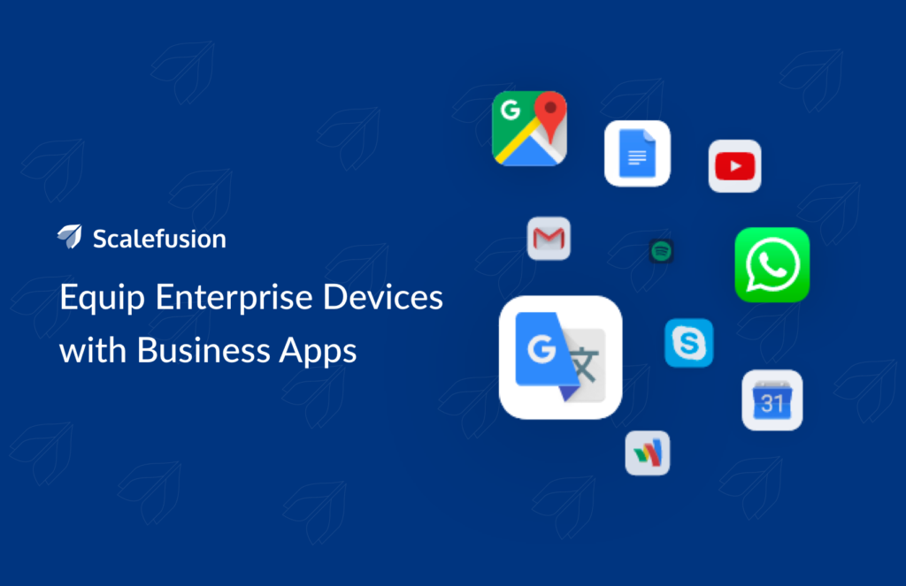 Publish apps on Android & iOS