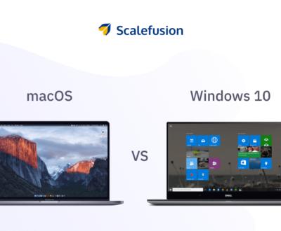 Mac vs Windows PC