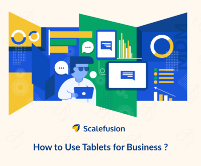 Tablets for business